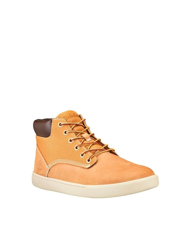 Timberland Men's Groveton Chukka Shoes in Wheat