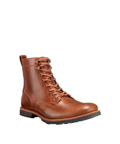 Timberland Men's Kendrick Side Zip Boot Tan Old Harness in Light Brown