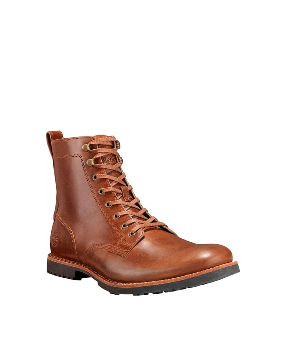 faa5368ea1e Timberland Men s Kendrick Side Zip Boot Tan Old Harness in Light Brown