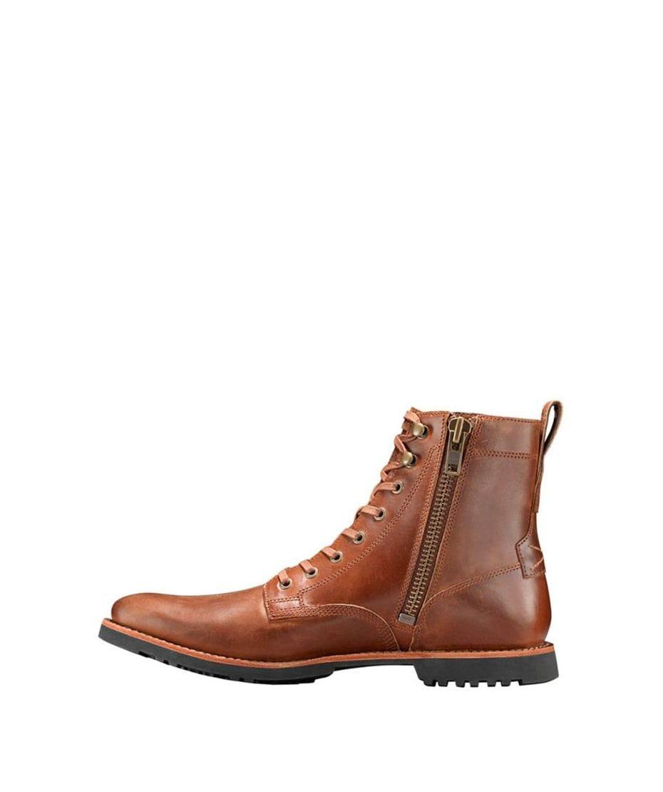 229cca307c275e ... Timberland Men's Kendrick Side Zip Boot Tan Old Harness in Light Brown  ...