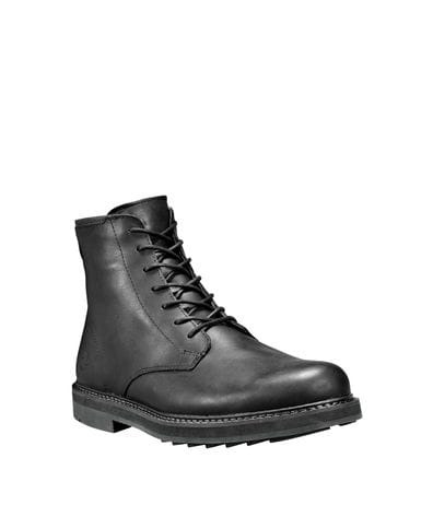 Timberland Men's Squall Canyon Waterproof Boots in Black