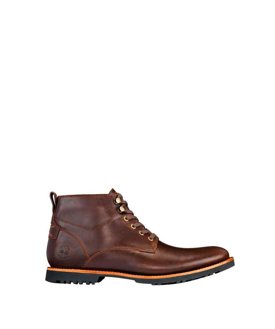 72fd82d1d23589 Timberland Men's Kendrick Waterproof Chukka Boots in Dark Brown ...