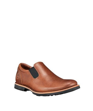 Timberland Men's Kendrick Slip-On Shoes in Light Brown
