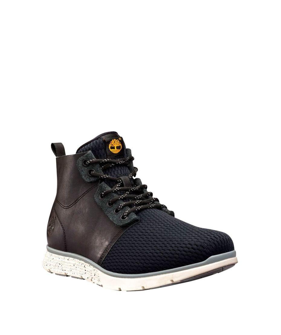Timberland Men s Killington Chukka Sneaker Boots in Black