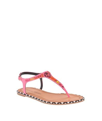 Chinese Laundry Womens Genya Micro Suede Dress Sandal in Bubblegum