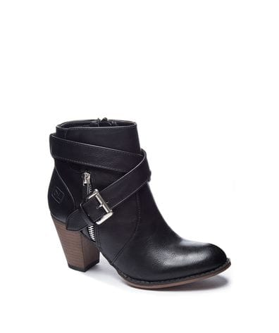 Dirty Laundry Dude Ranch Women's Burnis Boot in Black