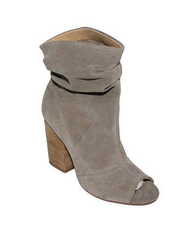 Chinese Laundry Women's Break Up Suede Boot in Gray