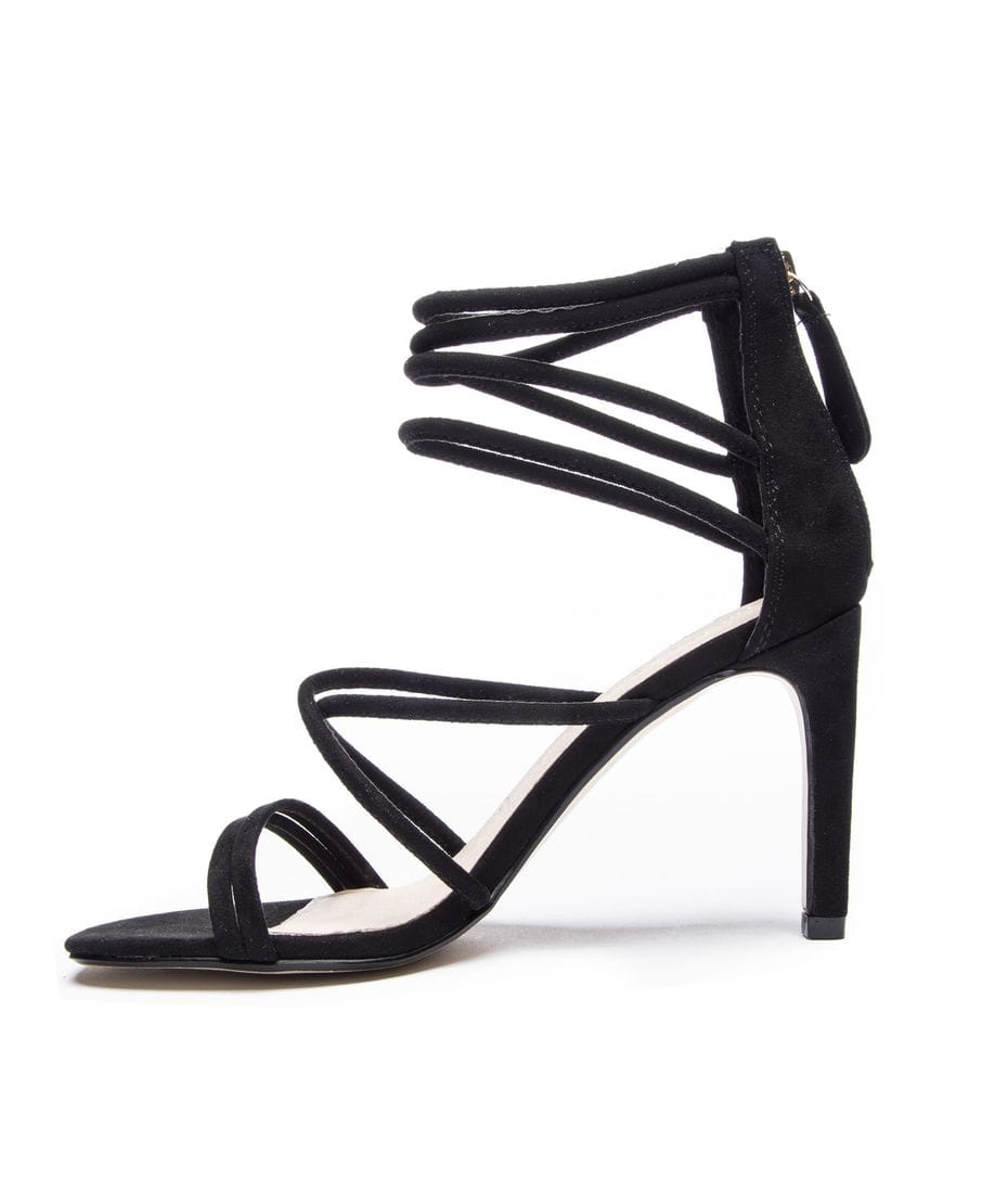 457caec4ec1 ... Sheena Women s Micro Sued Dress Sandal in Black