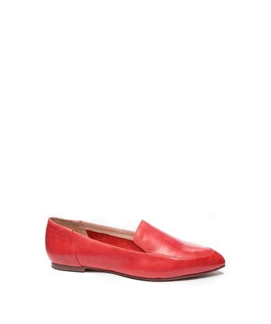 Kristin Cavallari Women's Chandy Pointed Toe Flat in Red
