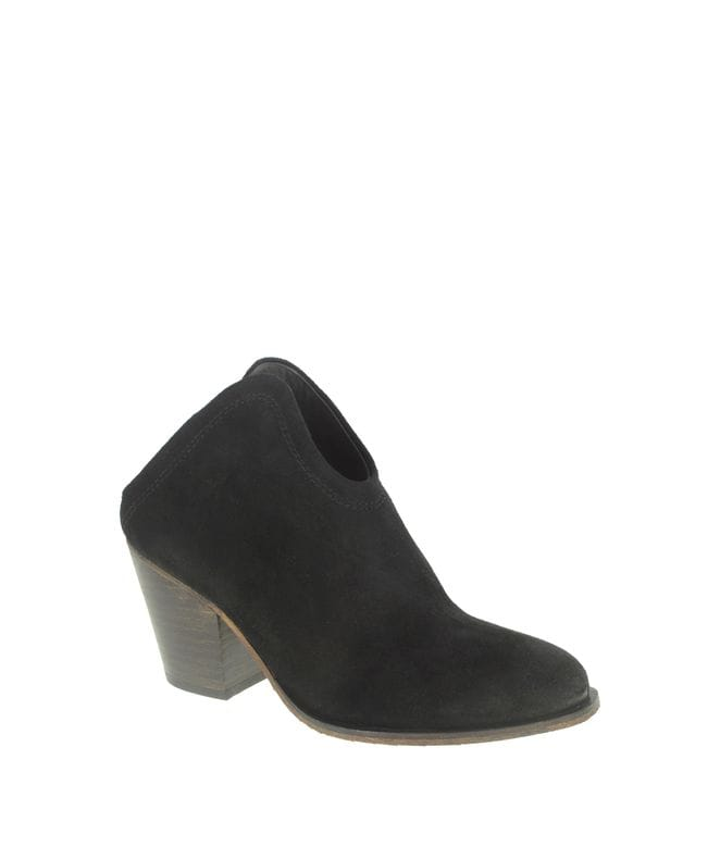 Chinese laundry Kelso Women's Split Suede Boot in Black