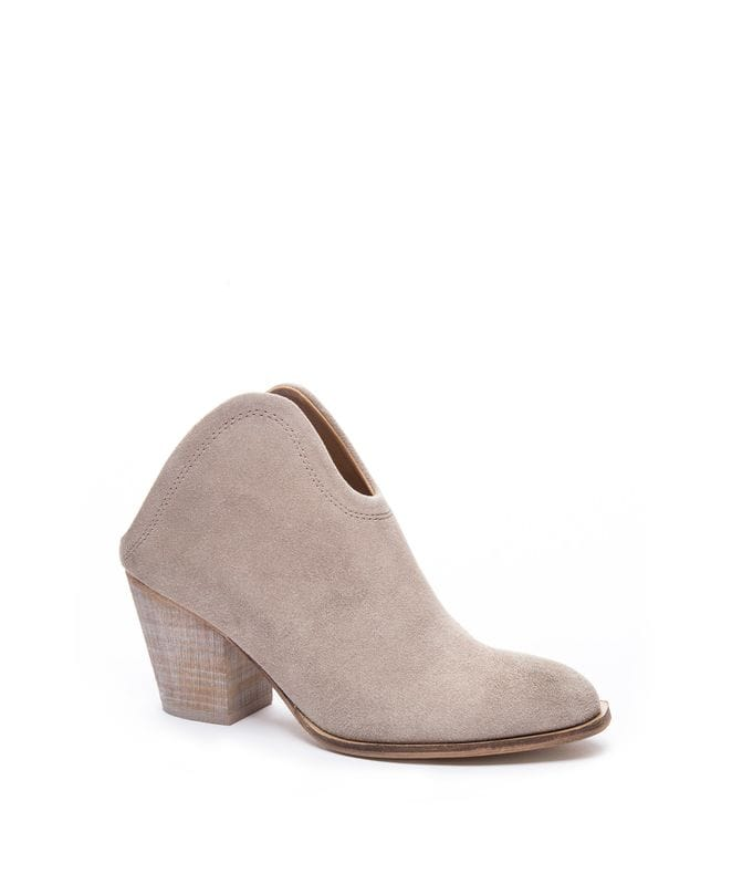 Chinese Laundry Kelso Women's Split Suede Boot in Grey