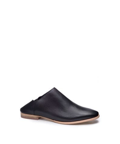 Chinese Laundry Women's Owen Cow Leather Flat in Black