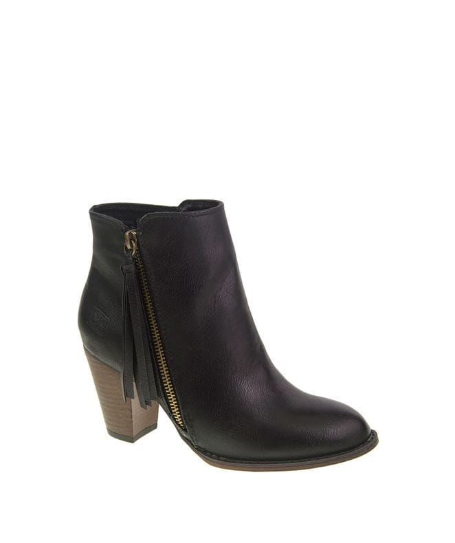 Dirty Laundry Dorsey Women's Burnished Boot in Black