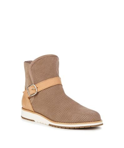 EMU Australia Lorne Women's Natural Suede Boot in Mushroom