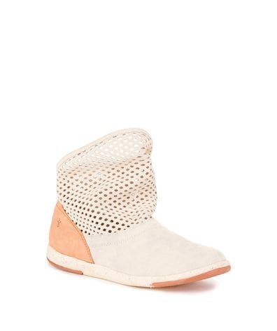 EMU Australia Numeralla Women's Natural Leather Booties in Natural