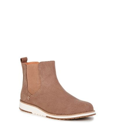 EMU Australia Taria Women's Natural Suede Boot in Hazelnut