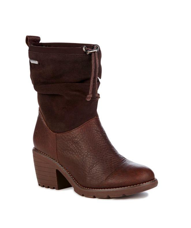 EMU Australia Cooma Women's Deluxe Wool Boot Waterproof in Brown