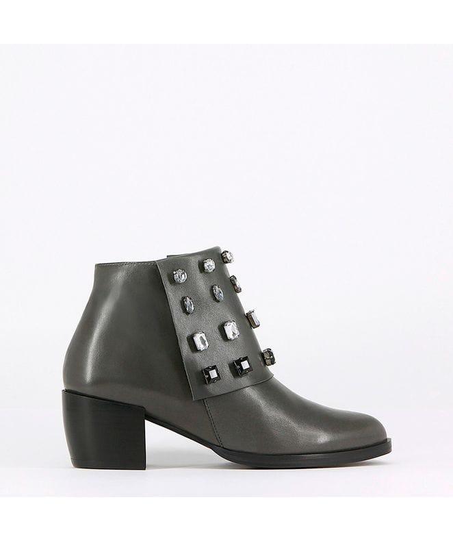 Gadea Spanish Women's Prue Pizzara Boot Shoes in Grey