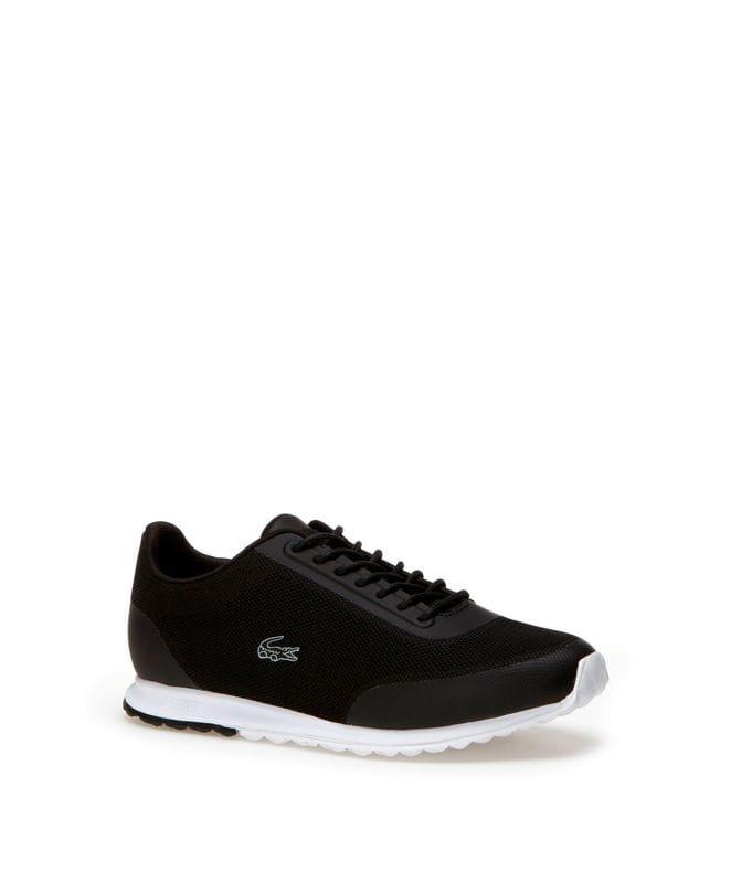 Helaine Runner Women's Fashion Sneaker in Black