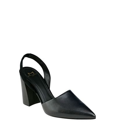 Marc Fisher LTD Women's Evalyn Halter Pump in Black