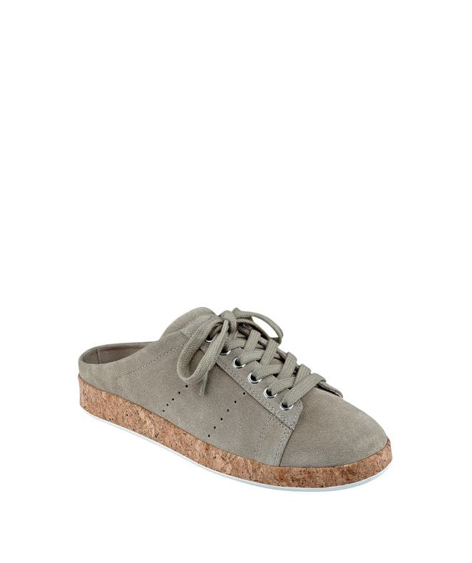 Rissa Women's Slip-on Sneakers in Natural