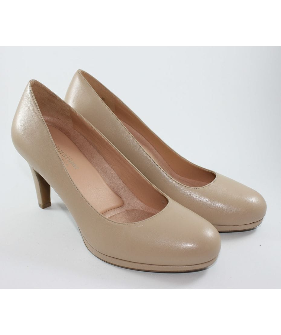 3f4be192b30 Naturalizer Women s Michelle Dress Pump in Tender Taupe