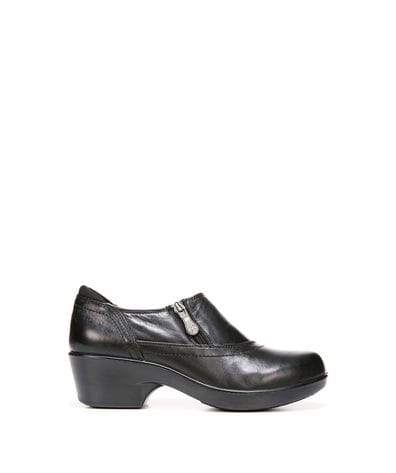 Naturalizer Women's Leather Florence Heels in Black