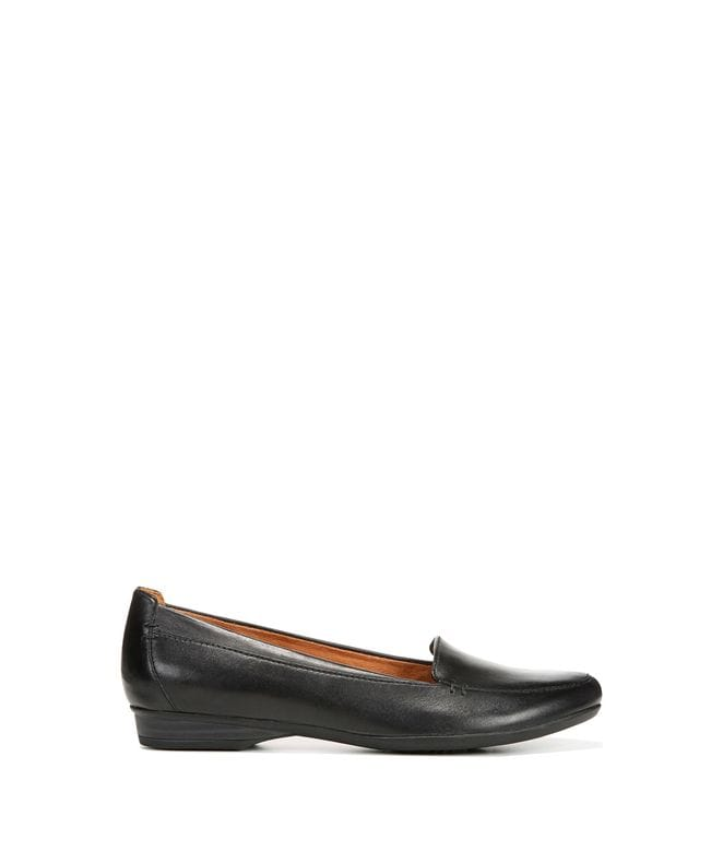 Naturalizer Women's Saban Slip-On Loafer in Black