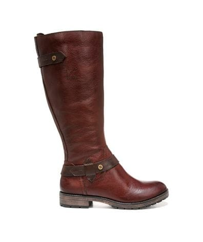Naturalizer Women's Tanita Riding Boot in Bridal Brown