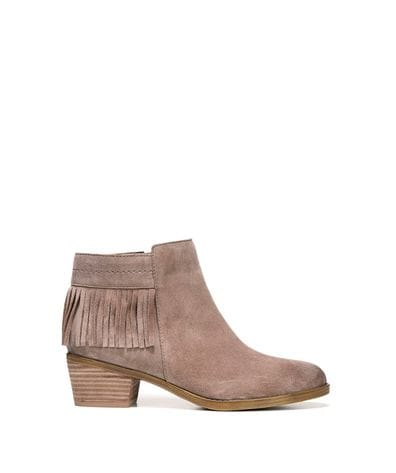 Naturalizer Women's Zeline Ankle Bootie in Taupe