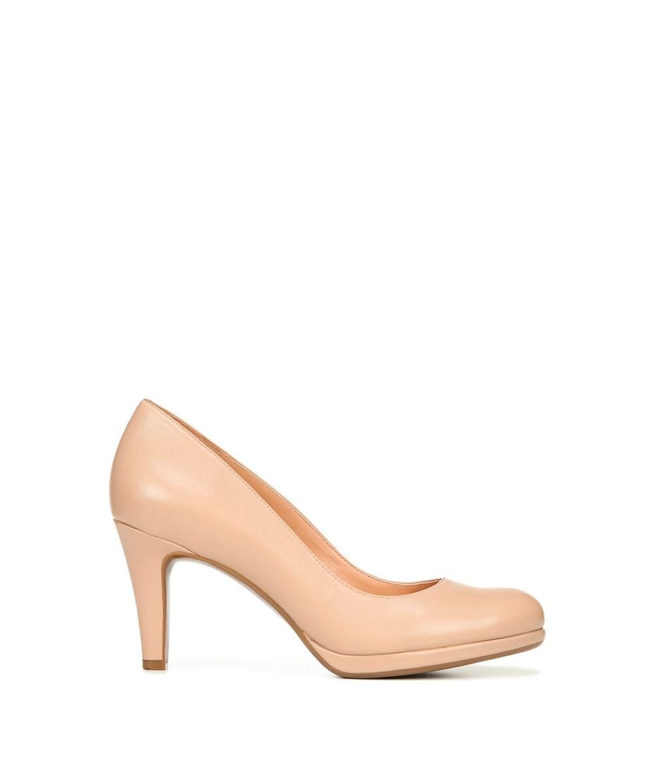 1266b76136f0d Naturalizer Women s Michelle Dress Pump in Tender Taupe