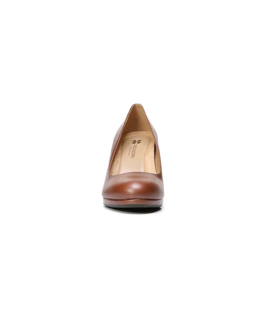 6854e05c221 Naturalizer Women s Michelle Dress Pump in Caramel