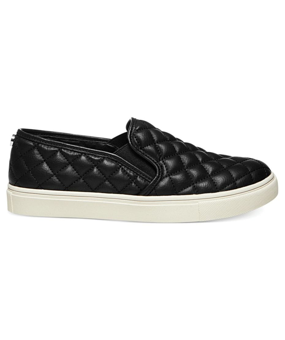 ea91ca7b9b1 Steve Madden Quilted Leather Slip On Sneakers - Best Sneakers ...