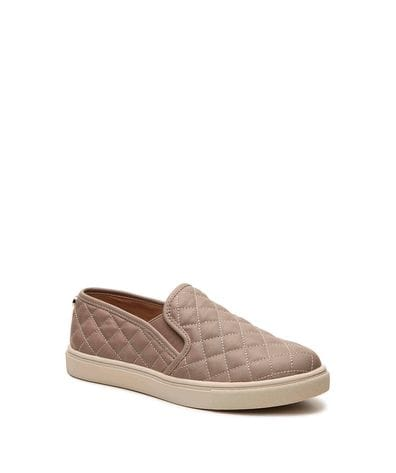 Steve Madden Women's Ecentrcq Slip-On Fashion Sneaker in Grey