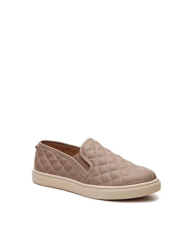 Steve Madden Women's Ecentrcq Slip-On Fashion Sneaker in Grey