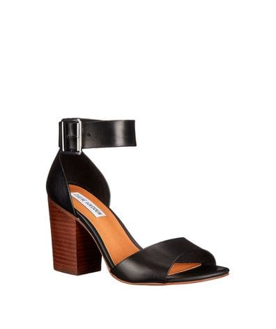 Steve Madden Women's Estoria Dress Sandal in Black