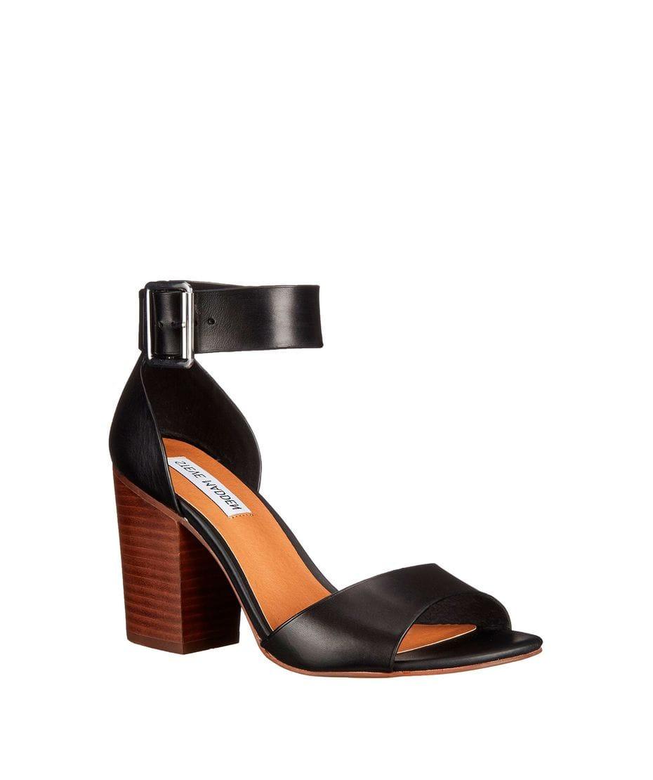 4a0087bab10 Steve Madden Women s Estoria Dress Sandal in Black