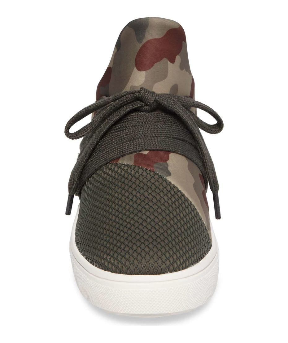 137a93670e7 ... Steve Madden Women s Lancer Athletic Sneaker in Camoflage ...
