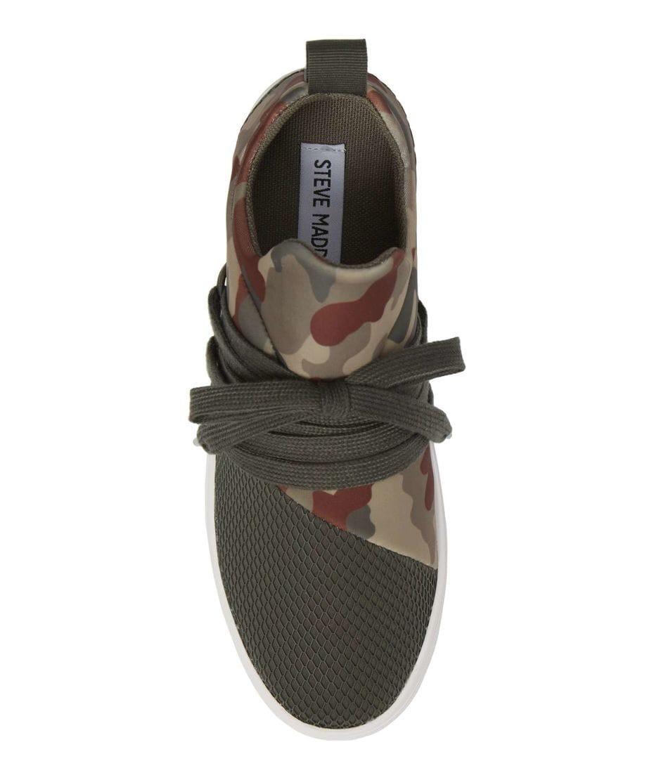 fbde27342f7 ... Steve Madden Women s Lancer Athletic Sneaker in Camoflage