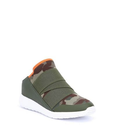 Steve Madden Vine Women's Slip-On Sneakers in Camoflage