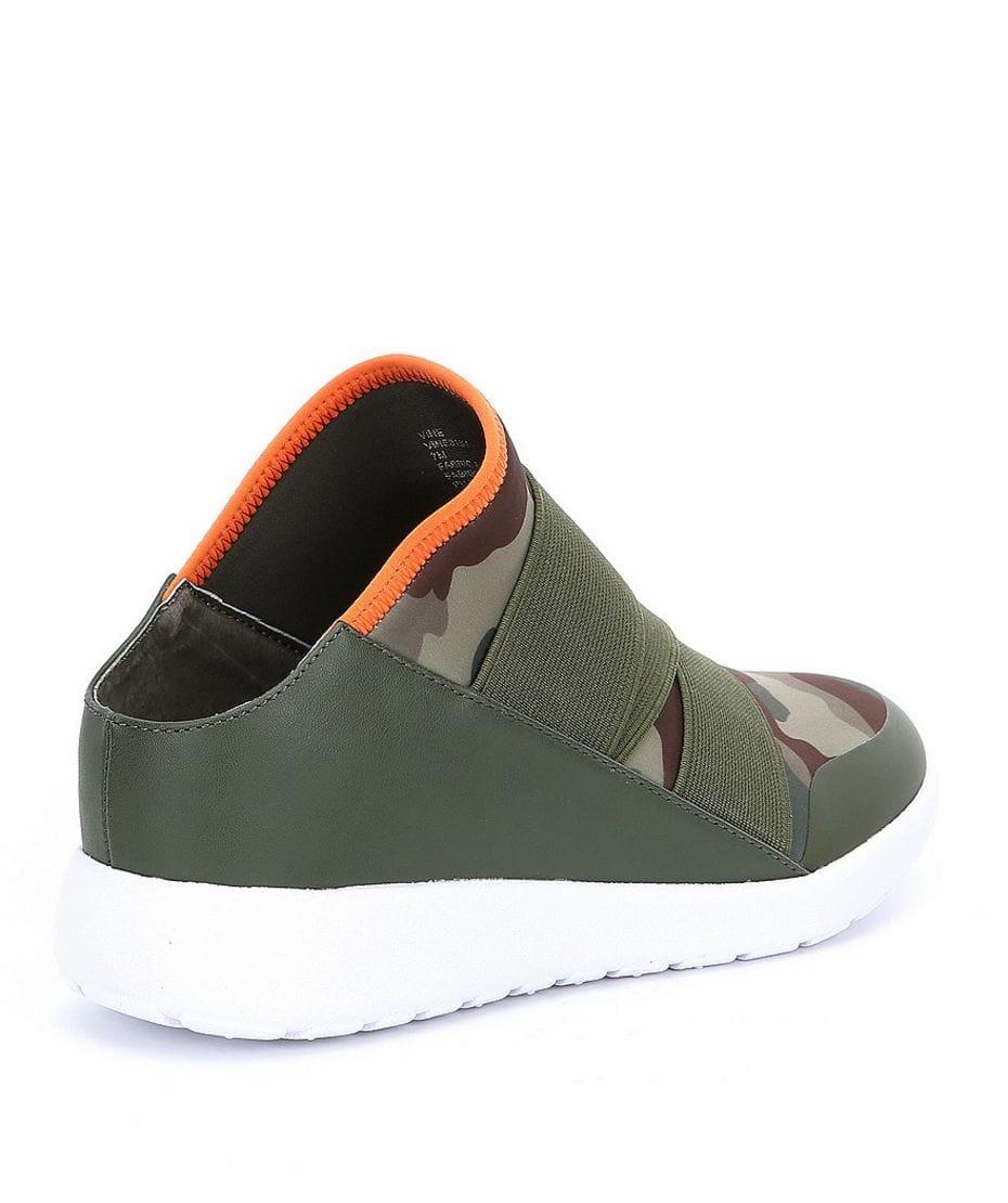 b1f90d055ae ... Steve Madden Vine Women s Slip-On Sneakers in Camoflage ...