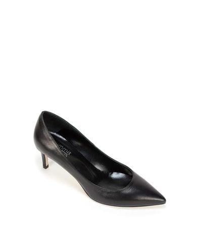 Summit White Mountain Callison Women's Italian Leather Heel in Black