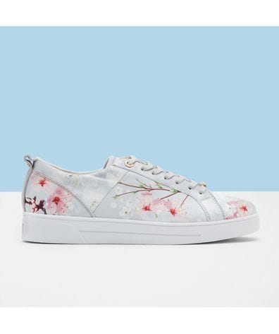 Ted Baker Women's Orulo Trainers Sneakers in Oriental Blossom