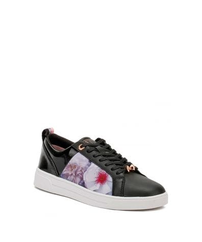 Ted Baker Fushar Women's Sneakers in Black Chelsea