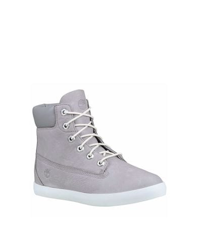 Timberland Women's Flannery Fashion Sneaker in Grey