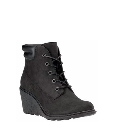 Timberland Women's Amston 6-inch Boots in Black