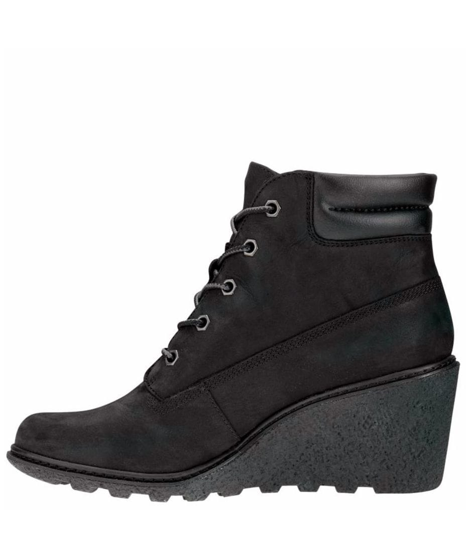... Timberland Women s Amston 6-inch Boots in Black ... 66daad85bc81