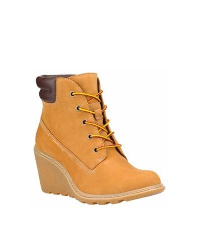 Timberland Amston Women's 6-inch Boots in Wheat