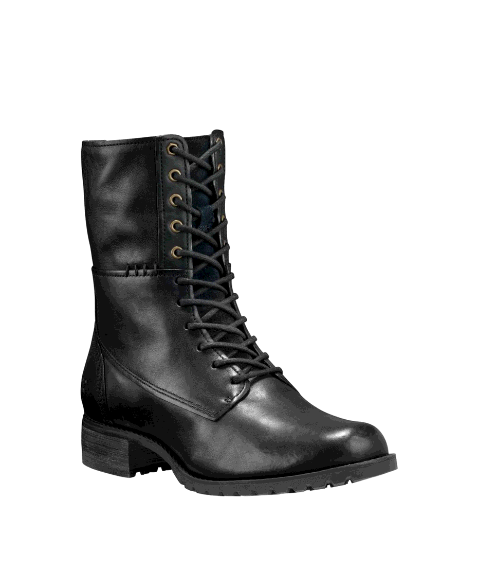 4b1aa999d72 Timberland Banfield Women s Mid Lace Boots in Black