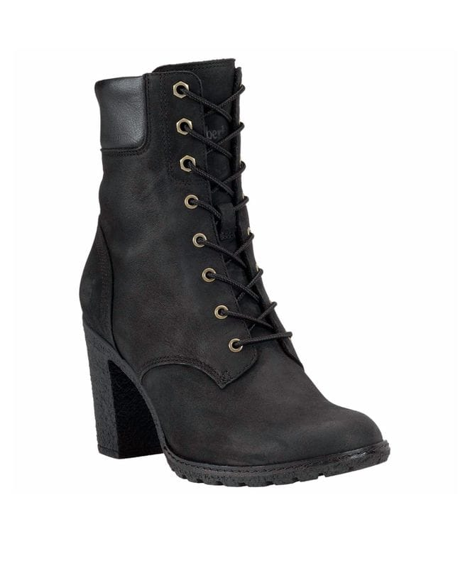 11b65cf18b18 Timberland Women s Glancy 6-inch Boots in Black